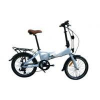 Buy cheap Electric Bike Foldable, hidden battery, F03 from wholesalers