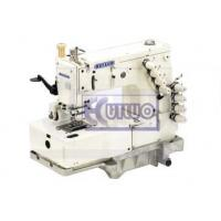 Buy cheap shirring-smocking Name:HL-1404Series 4-Needle Flat-bed Double Chain Stitch Sewing Machine from wholesalers