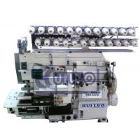 Buy cheap pleating machine Series Name:HL-9088-8 sunblind pleat Sewing Machine from wholesalers