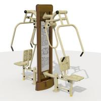 Buy cheap Double Column Style High-quality Fitness Equipment from wholesalers