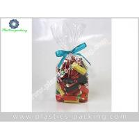 Buy cheap 30 Micron Flat Cellophane Bags Food Safe Cello Bags Stand Up OPP Square Bottom Bags from wholesalers