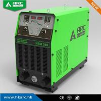 Buy cheap NBM350 Digital IGBT industry inverter MIG MMA welder with double pulse from wholesalers