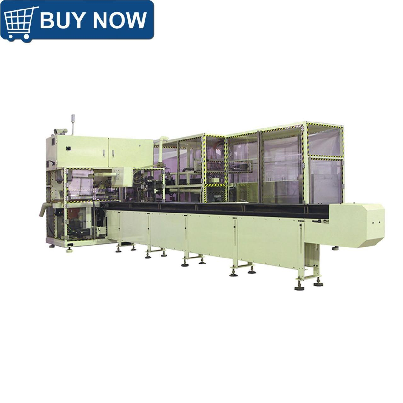 China HYGIENE MACHINE PARTS Full-auto Sanitary Pad Packaging Machine on sale