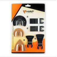 Buy cheap 7PCS Oscillating Multi Tool Blade Kit with Double Blister Packing from wholesalers