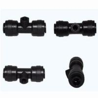 Buy cheap TY294 Food Grade Material Low Pressure Water Mist Nozzle Connector Pushing In Fitting from wholesalers