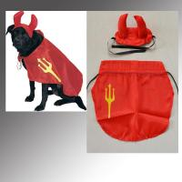 Buy cheap Pet Costume Halloween Devil Dog Pet Costumes/Pet Apparel/fancy dress for dog from wholesalers