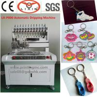 Buy cheap PVC Plastic Keychain Making Machine from wholesalers