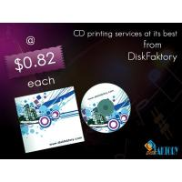 Buy cheap CD Replication, CD Printing & CD Duplication In USA from wholesalers