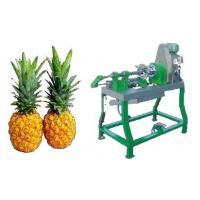 Buy cheap Pineapple Peeling and Coring Machine from wholesalers