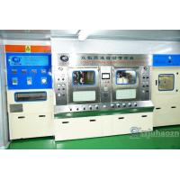 Buy cheap Intelligent double-cabinet high-speed silicone spray automatic coating line from wholesalers