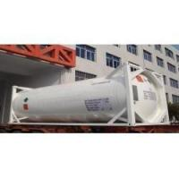 Buy cheap Cryogenic ISO Tank Container from wholesalers