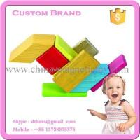 Buy cheap 18PCS magnetic wooden toddler educational toys from wholesalers