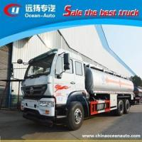 Buy cheap 2017 New Steyr 20.4 CBM Refueling Truck on Sale from wholesalers