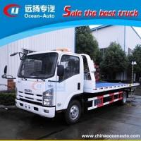 Buy cheap Isuzu 700P one-driven-two tow truck supplier from wholesalers