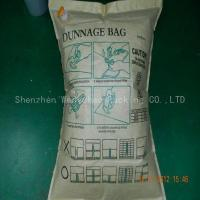 Buy cheap Recyclable Mutlil-ply Dunnage Bag/Dunnage Air Bags/Dunnage Bag Inflator from wholesalers