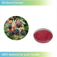 Buy cheap Free Sample white mulberry leaf extract powder 1%~98% 1-dnj from wholesalers