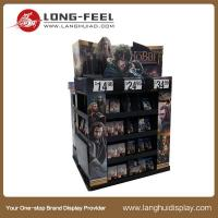 Buy cheap wholesale paperc cd dvd display stand, paper cd rack, cardboard cd holder from wholesalers