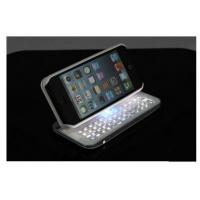 Buy cheap Hard case with Wireless backlight Bluetooth 3.0 Keyboard Case for iPhone 5s/5 from wholesalers