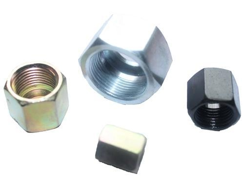 Flared type tube fittings