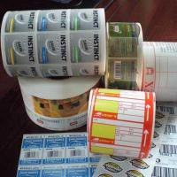 Buy cheap sticker printing,paper sticker from wholesalers