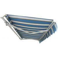 Buy cheap Remote control motorized full-cassette retractable awning from wholesalers