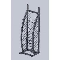 Buy cheap Metal Tower Display stand-11 from wholesalers