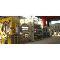 Buy cheap PE Anti-Corrosion Pipe Production Line from wholesalers