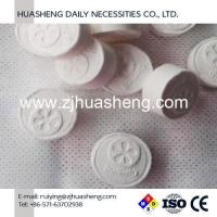 Buy cheap Viscose rayon Coin hand towel tablets magic towel tablet compressed towel Admin Edit from wholesalers