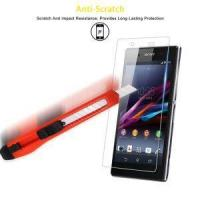 Buy cheap 2.5D 9H Clear Tempered Glass Screen Protector for Sony Z1 L39H from wholesalers