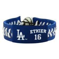 Buy cheap Andre Ethier/ Los Angeles Dodgers Team Color Jersey Bracelet from wholesalers