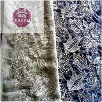Buy cheap Beaded Lace Fabric By The Yard from wholesalers