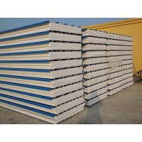 Buy cheap Best Selling Metal Panels EPS Sandwich Walls Or Roof Panel For Building Roofing from wholesalers