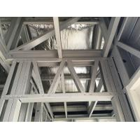 Buy cheap Galvanized Steel C/Z Purlin For Country House Cold Formed Hollow Sections from wholesalers
