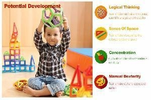 Buy cheap Magformers Intelligence Magical Magnets Toys from wholesalers