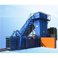 Buy cheap Horizontal Manual Strapping Baler for waste paper cardboard from wholesalers