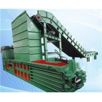 Buy cheap Hydraulic automatic scrap paper baler from wholesalers