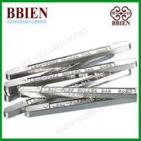 Buy cheap Bar Solder Sn99.3Cu0.7 Tin Copper Alloy Bar Silver Free Solder from wholesalers
