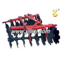 Buy cheap 1BQX-1.4 16 Middle-duty Disc Harrow from wholesalers