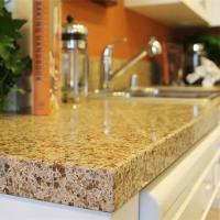 Buy cheap Multi Color Quartz Stone Solid Surfaces Countertops from wholesalers