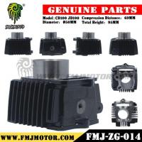 Buy cheap Motor Single CYLINDER HONDA CD100 Black Iron CYLINDER Block from wholesalers