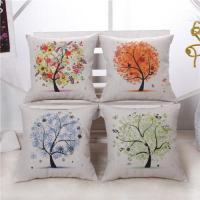 Buy cheap Tree Printing Chair Covers from wholesalers