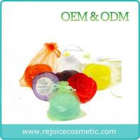 Buy cheap Handmade Bath Colorful Flower Rose Shape Glycerin Bar Soap Products Wholesale Soap Supplies from wholesalers