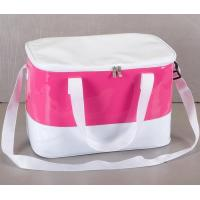 Buy cheap Outdoor Casual Life Shiny PVC Leather 12-can Insulated Carrying Cooler Bag from wholesalers