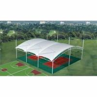 Buy cheap stadium Shade structure style 1 from wholesalers