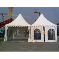 China Pagoda Tent 4X4 Outdoor sports awning on sale
