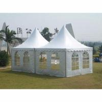 Buy cheap Pagoda Tent 4X4 Outdoor sports shade room from wholesalers