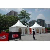 Buy cheap Pagoda Tent 4X4 Outdoor activities tents from wholesalers