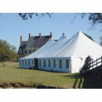 Buy cheap Heterogenic Tent 10M - 25M Large outdoor wedding awning from wholesalers