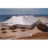 Buy cheap Heterogenic Tent 10M - 25M Large outdoor exhibition tents from wholesalers