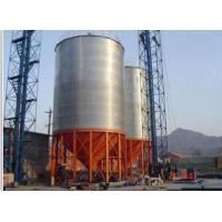 blog A turnkey silo project for poultry feed mill line